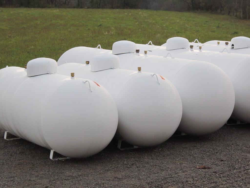 Propane tanks for sale in Idaho.