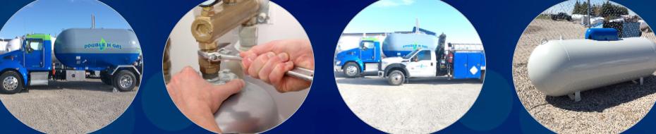 Double H Gas Truck | Propane Supplier | Rexburg, ID